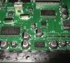 Nintendo 64 (main pcb close-up)