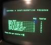 Kaypro 4/84 (configuration program)