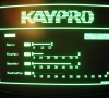 Kaypro 4/84 (clock basic program)