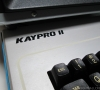 Non-Linear Systems Inc - Kaypro II (close-up)