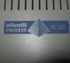 Olivetti Prodest PC128 (logo close-up)