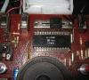 Philips Las Vegas ES2208 (motherboard close-up)