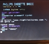 Philips P2000T/38 (save/load basic test program)