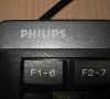 Philips MSX 2 NMS-8250 Keyboard close-up