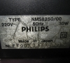 Philips MSX 2 NMS-8250 SN #/Revision