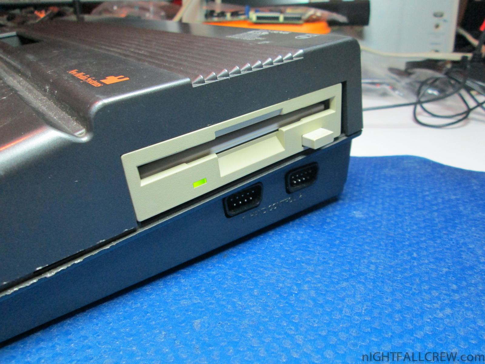 Sostituzione Floppy Drive nel Philips NMS 8245 (MSX2 ...