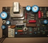 Philips Videopac G7000 (1st gen) for Spare Parts (Powersupply Detail)