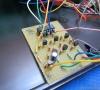 Positioning the RGB DAC PCB