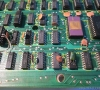 Radio Shack TRS-80 Model 1 (pcb close-up)