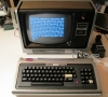 Radio Shack TRS-80 Model 1 + Video Display