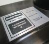 Radio Shack TRS-80 Telephone Interface II (close-up)