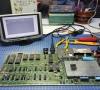 Repair Motherboard (ASSY 326298) Drean Commodore 64