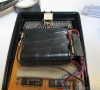 Replacement Battery of a Commodore SR4190R Calculator