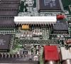 Restored the original Amiga A1200 keyboard connector