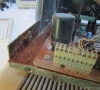 Commodore 8032-SK (cleaning and restoring the monitor)