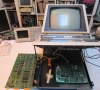 Commodore 8032-SK (testing motherboard)