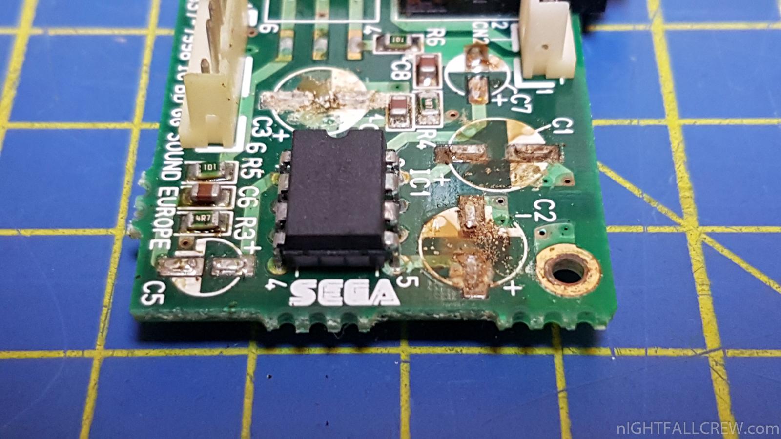condensatori tv
