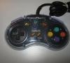 Sega Genesis System Console (logic 3 compatible joypad)