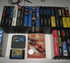 Sega Megadrive (Genesis) Cartridges