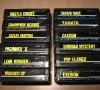 Sega SC-3000 Cartridges