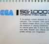 Sega SG-1000 II (close-up)