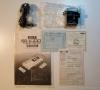 Sega SG-1000 II (documents/ warrany / rf module)