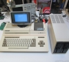 Sharp MZ-800 Booting Disk Basic from Floppy Disk Drive