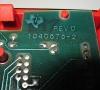 Speak & Spell revision close-up