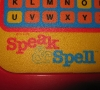 Speak & Spell close-up