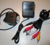 Super Com 60  (Power Supply / Composite Cable / RF Adaptor)