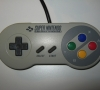 Super Nintendo (joypad close-up)