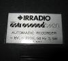 Irradio Astrosound Twen (detail)