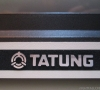 Tatung Einstein TM01 Monitor (close-up)