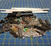Texas Instruments TI-99-4A Empty PCB