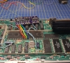 Texas Instruments TI-99/4A - 32k Internal Expansion Memory + Status LED + Reset