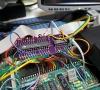 Texas Instruments TI-99/4A - 32k Internal Expansion Memory + Status LED + Reset