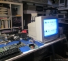 Fixing motherboard #1 - TMS9929A and ROM CD2156NL