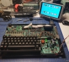 Texas Instruments TI-99/4A - F18a Installation