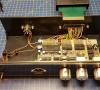 A unknown Interface with 3 x Potentiometer + 2 x RCA IN/OUT + Cartridge Expansion Port