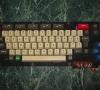 Toshiba MSX Home Computer HX-10 (keyboard)
