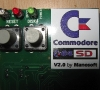 C64SD V2 by Manosoft (detail)