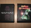 NEH Inhumane Edition & Edge Grider C64 Cartridges