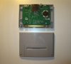 SD2Snes (homebrew cartridge case)