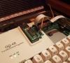 Updated U64 CPLD using a GX-4X / ADP-056 JTAG Adapter
