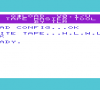 Q*LOAD is a tape loader / mastering tool for the Vic-20.