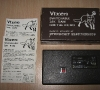 Vixen switchable 16k Ram for Commodore VIC-20