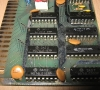 Vixen switchable 16k Ram for Commodore VIC-20 (Motherboard detail)