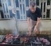 Carlo at the Barbecue