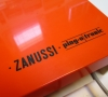 Zanussi/Seleco Ping-o-Tronic (close-up)