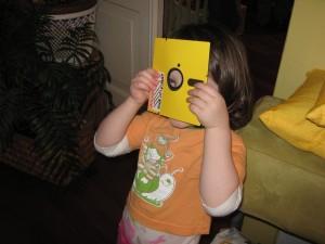 """Zoe with a Floppy 5"""" 1/4"""